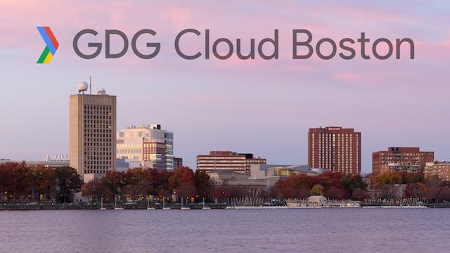 GDG Cloud Boston (Google Developer Group)