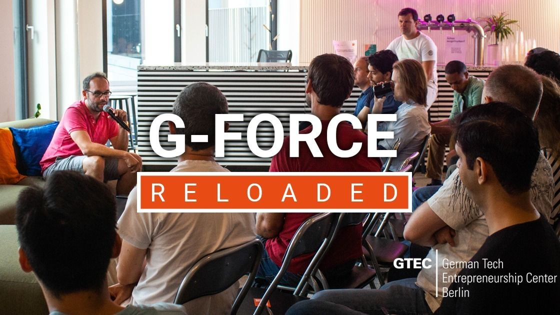 G-Force: Put your idea under pressure before others do it!