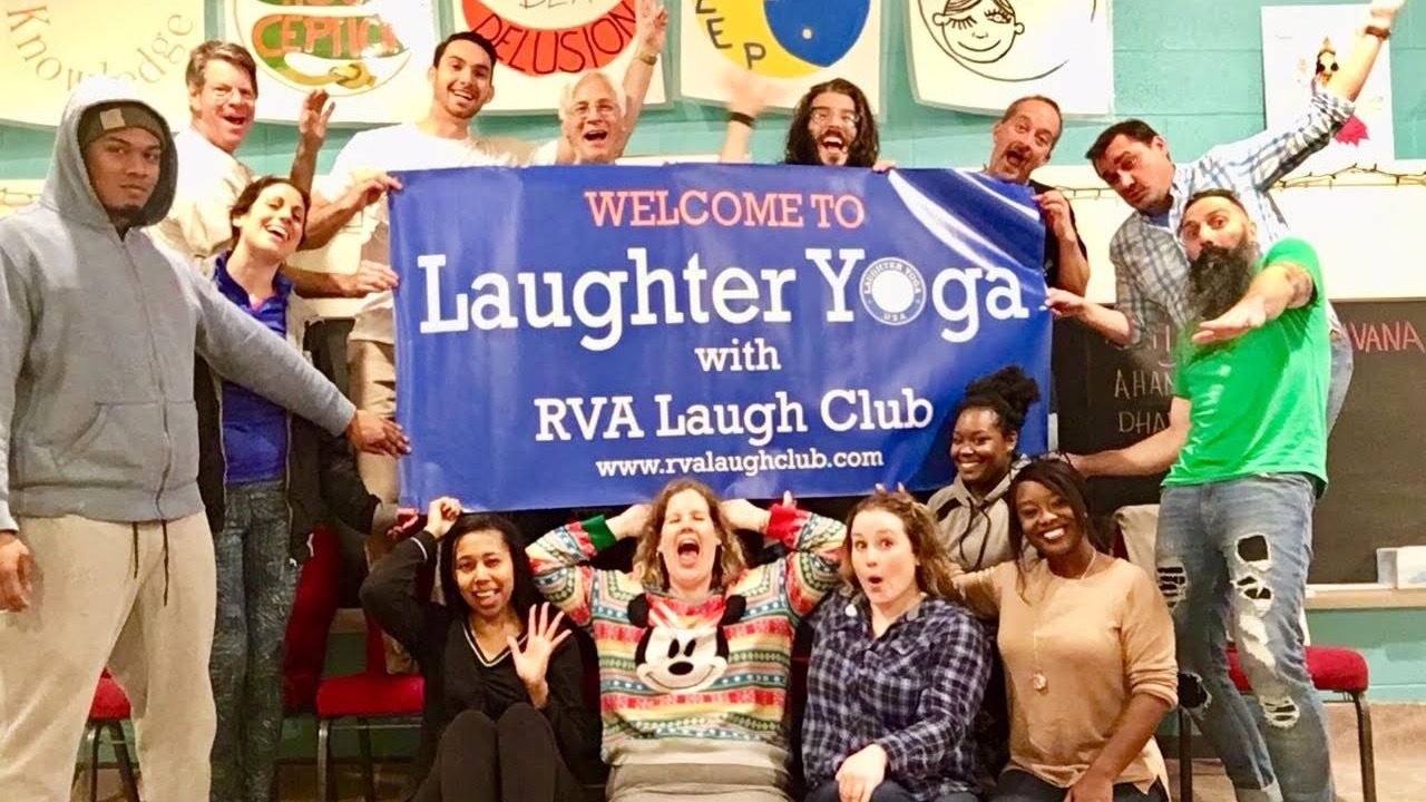 RVA Laughter and Wellness Club