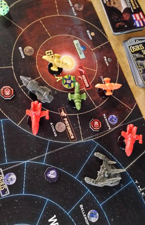 Cape Town tabletop games