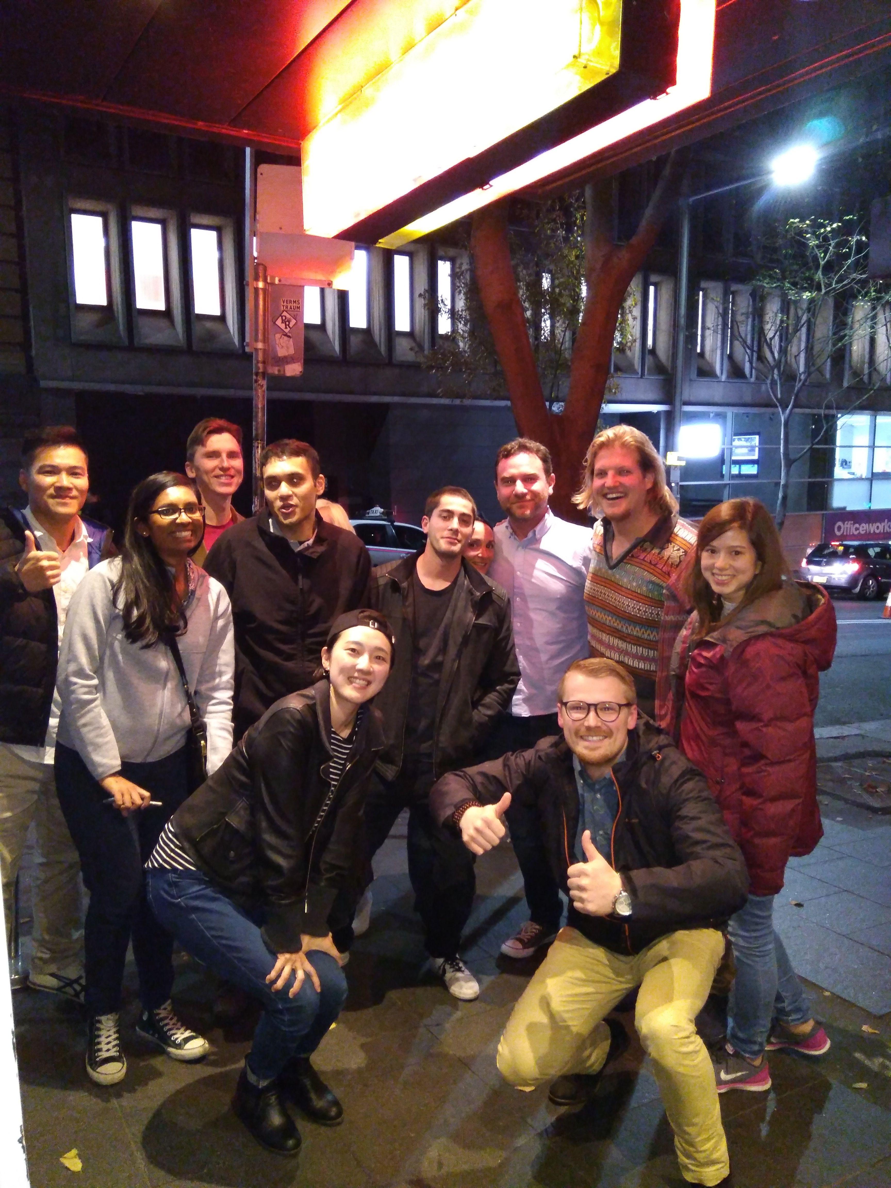 Sydney Expat Social Club