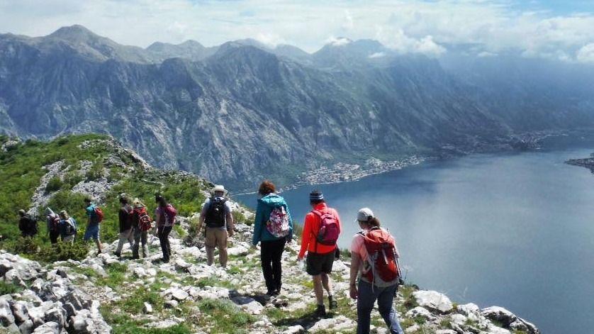 Hiking the Balkans-Oslo
