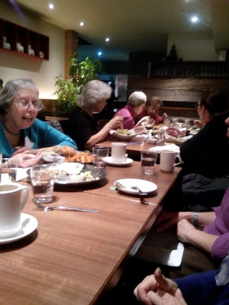 Vegetarian seniors dating in new york