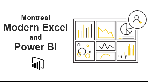 Montreal Modern Excel and Power BI