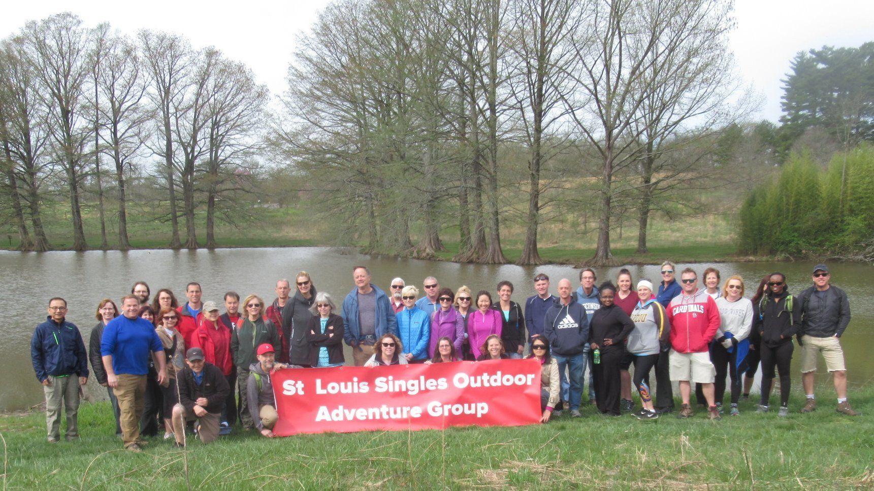 Saint Louis Singles Outdoor Adventure Group
