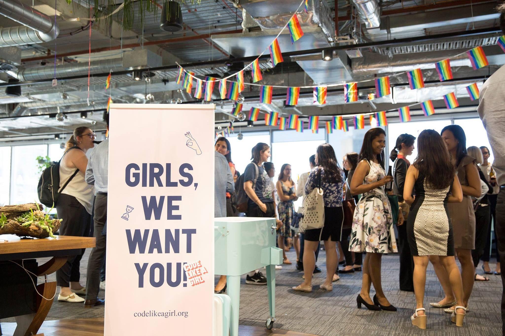 Code Like A Girl - Melbourne