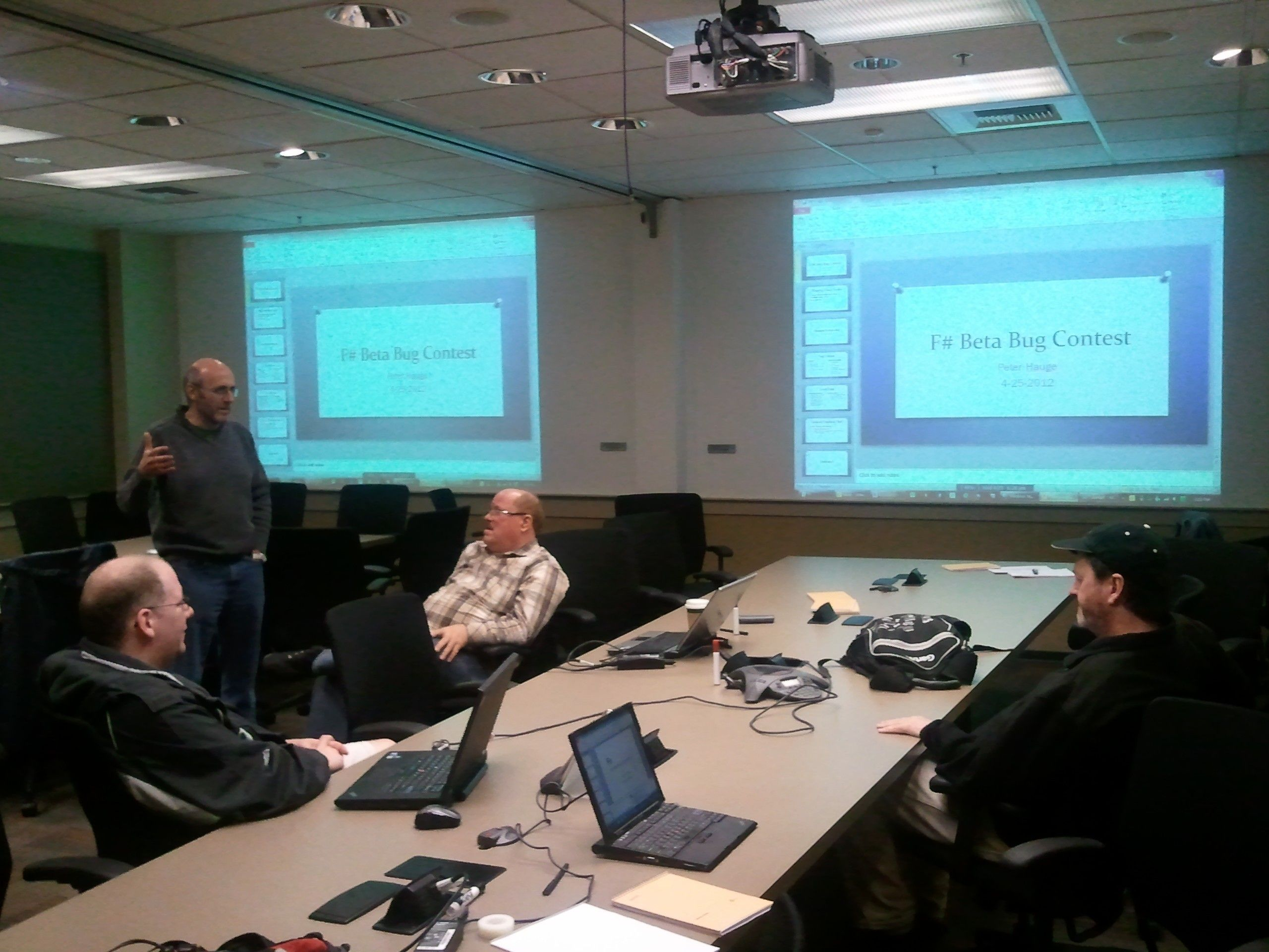F# Seattle User Group
