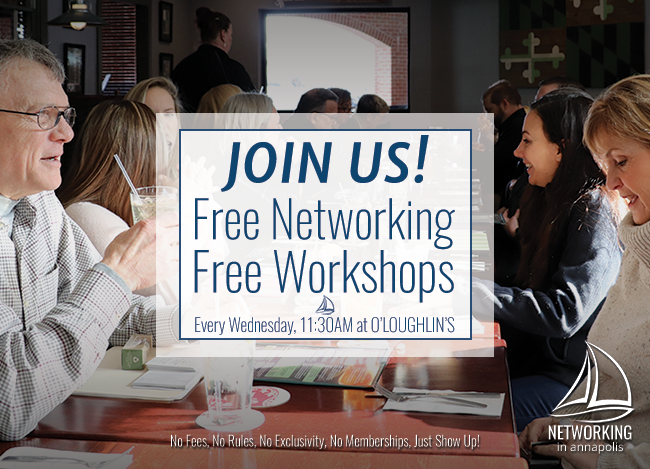 Networking in Annapolis