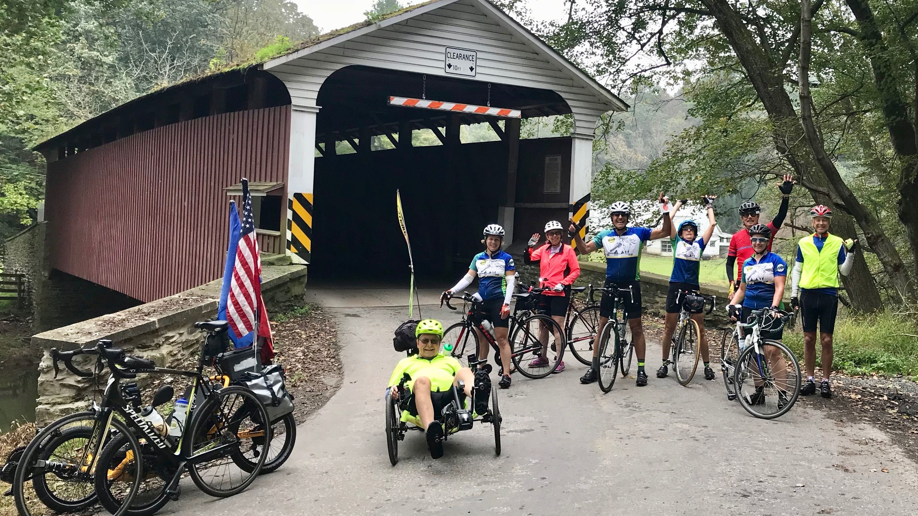 Delaware Valley Bicycle Club - Greater Philly Area