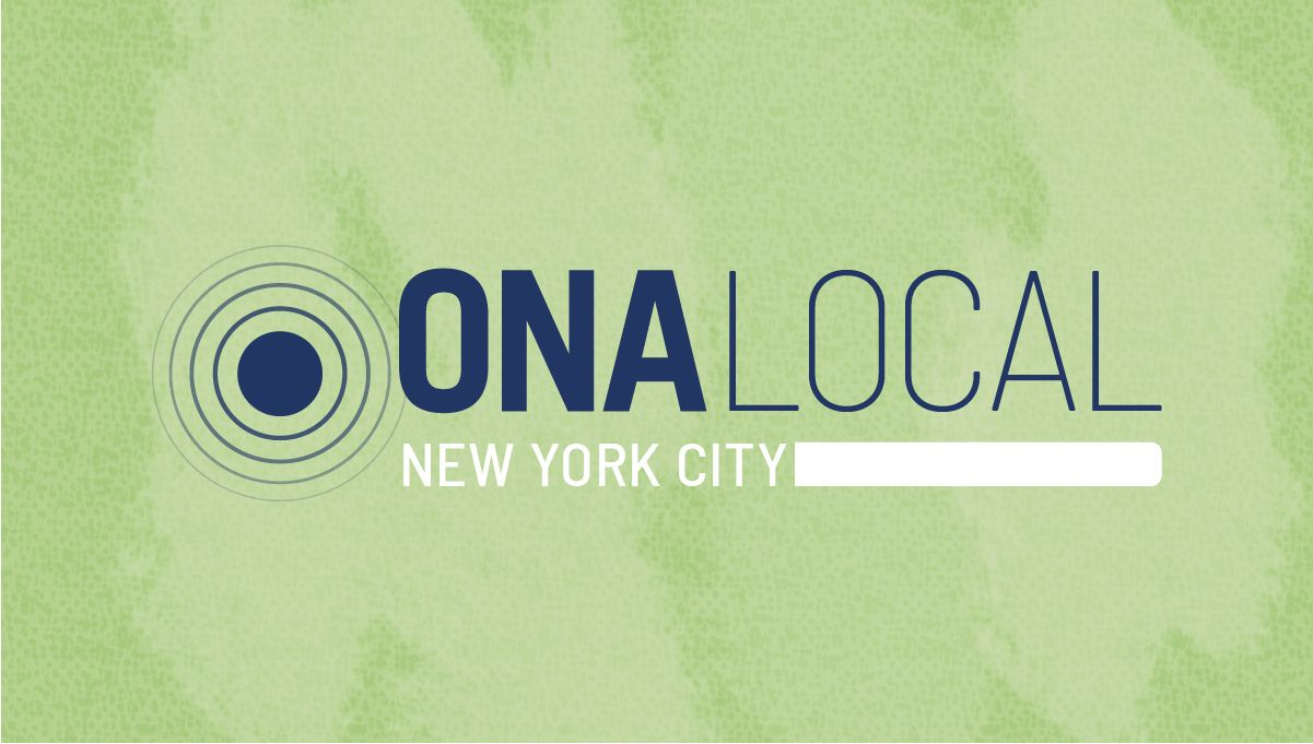 Past Events | ONA NYC (New York, NY) | Meetup