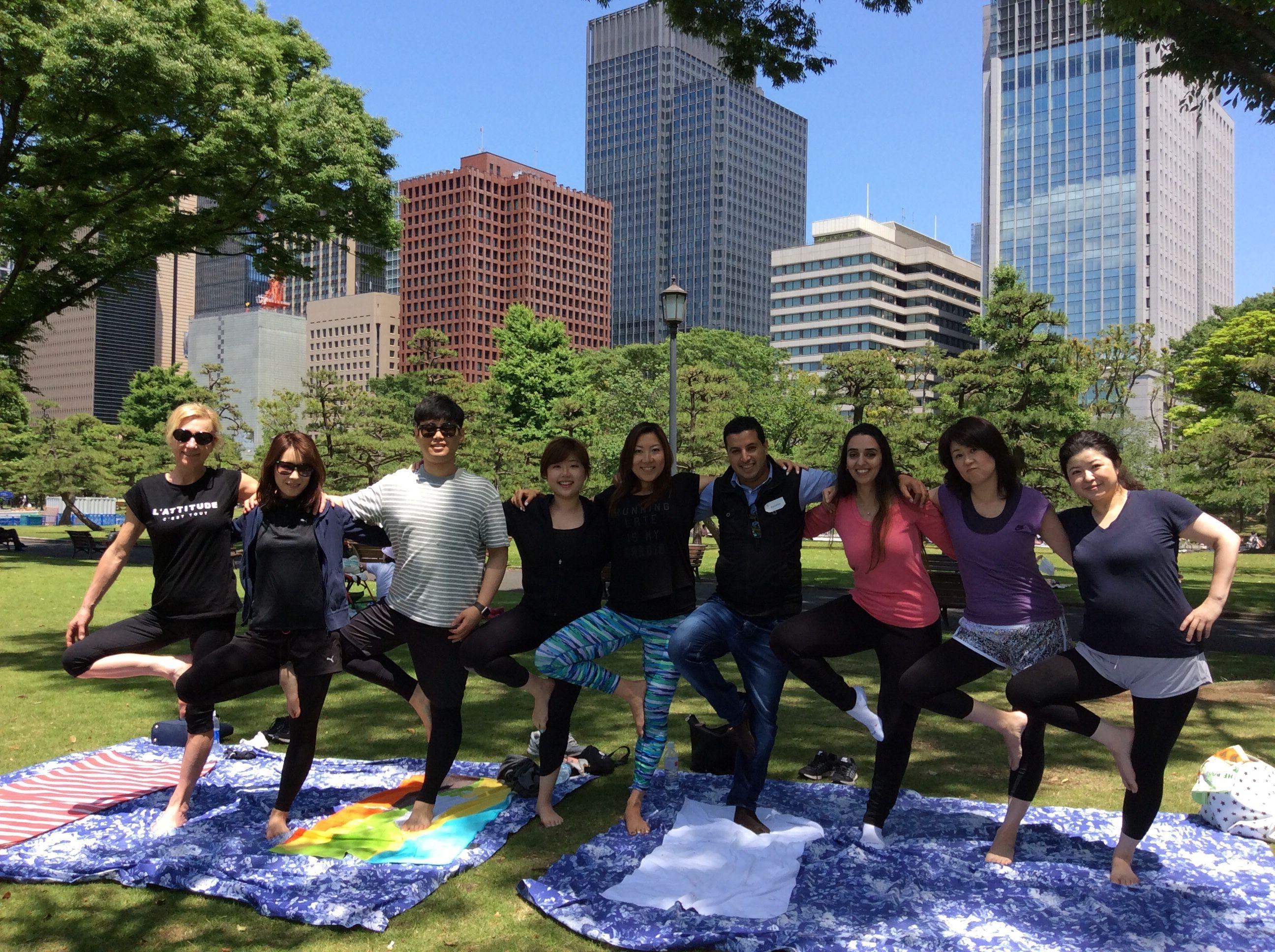 Nukumori Yoga Tokyo   - Yoga Events ,English Available -