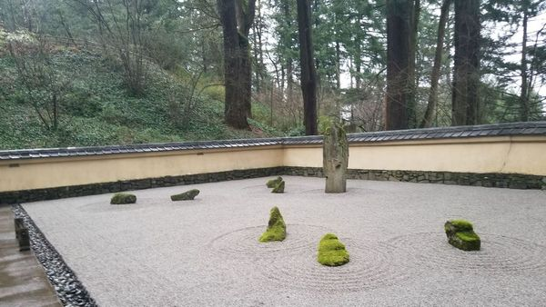 Bank of america free japanese garden day 1st saturday - Portland japanese garden free day ...