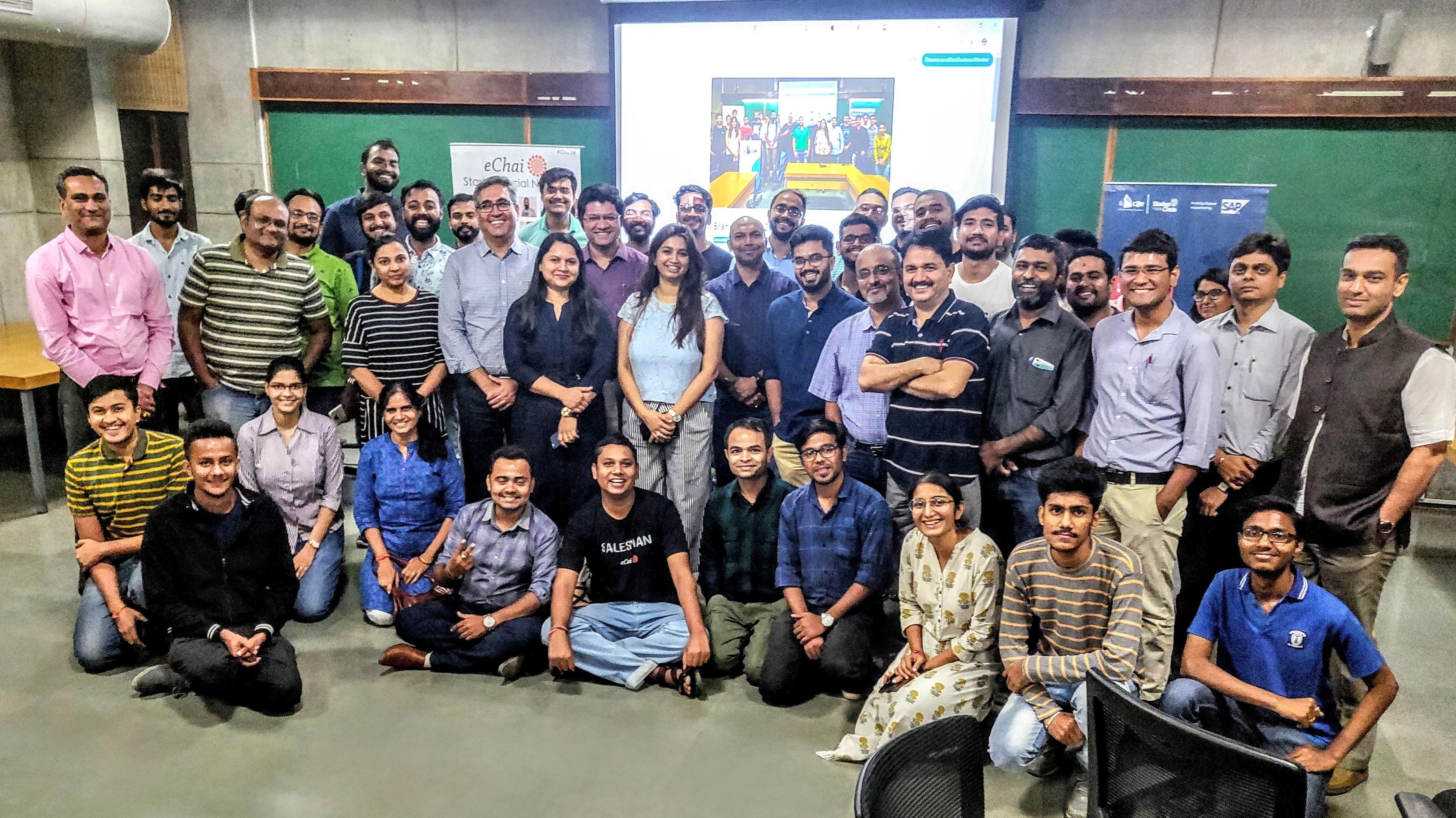 eChai Chennai Startup Network