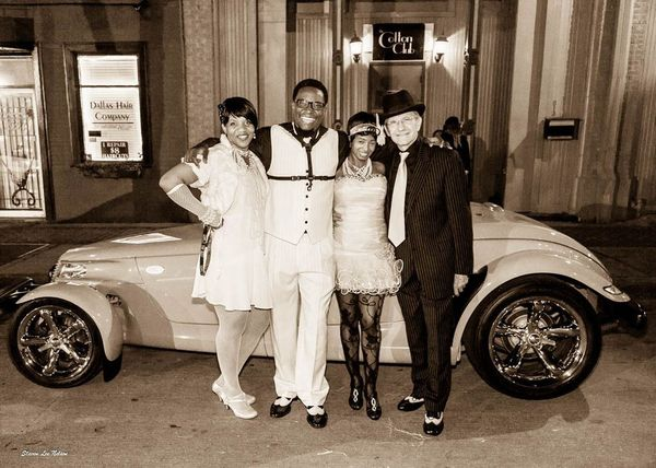 It 39 s a harlem nights event 2nd annual harlem renaissance for Classic motor cars of ellington