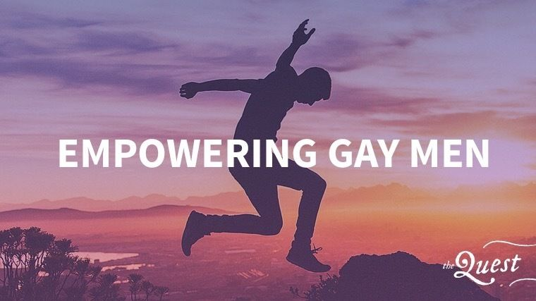 The Quest for Gay Men