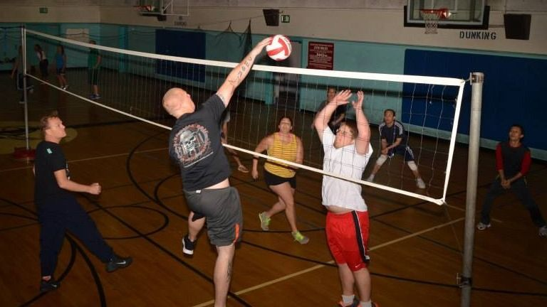 5th Quarter Sports Volleyball