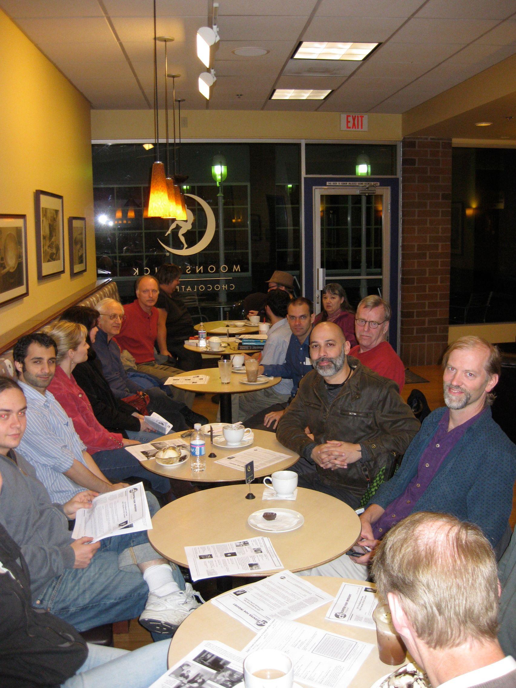 CFI Beaverton Atheists Meetup