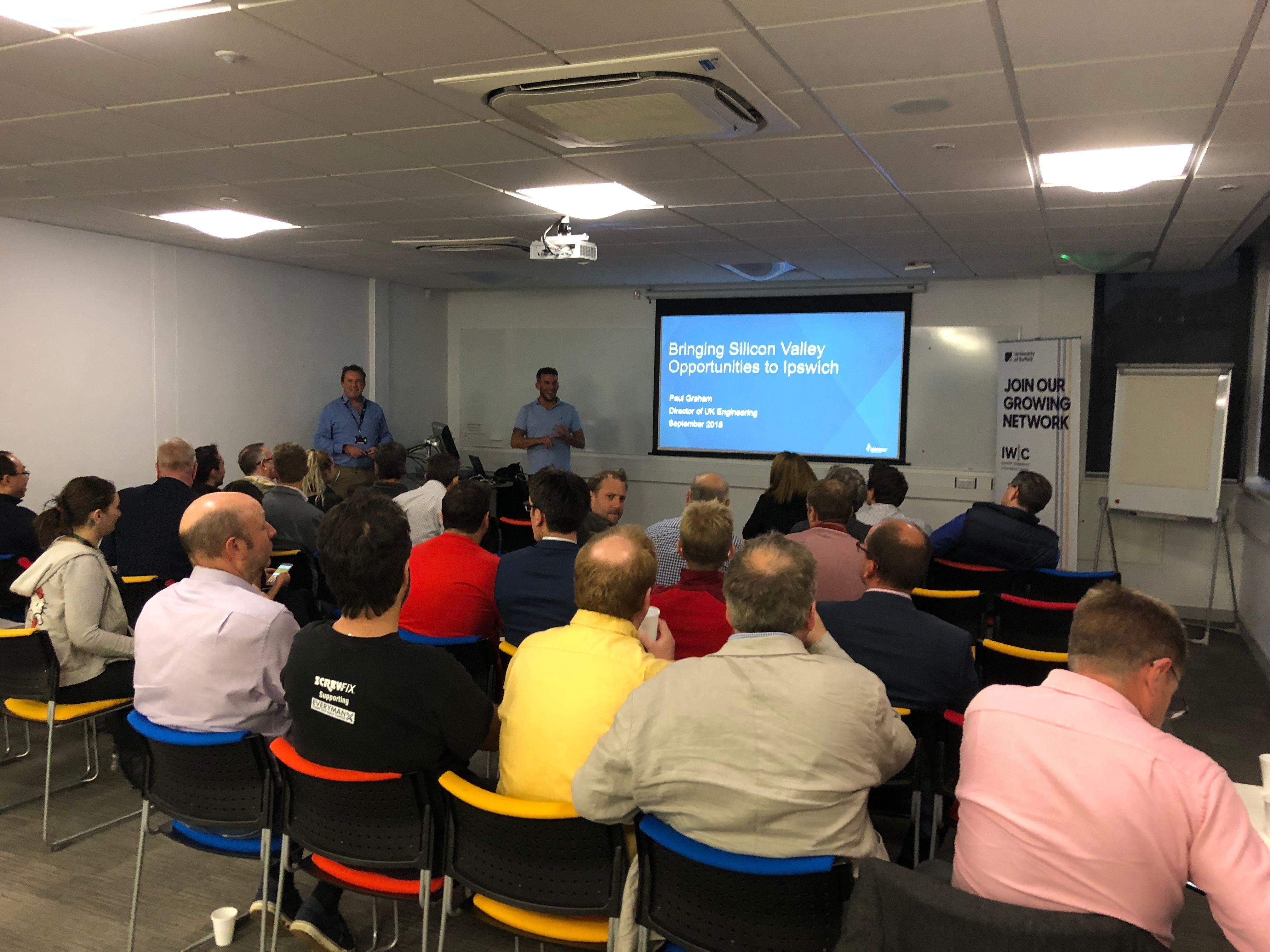 SyncIpswich - Ipswich's Tech + Startup Community