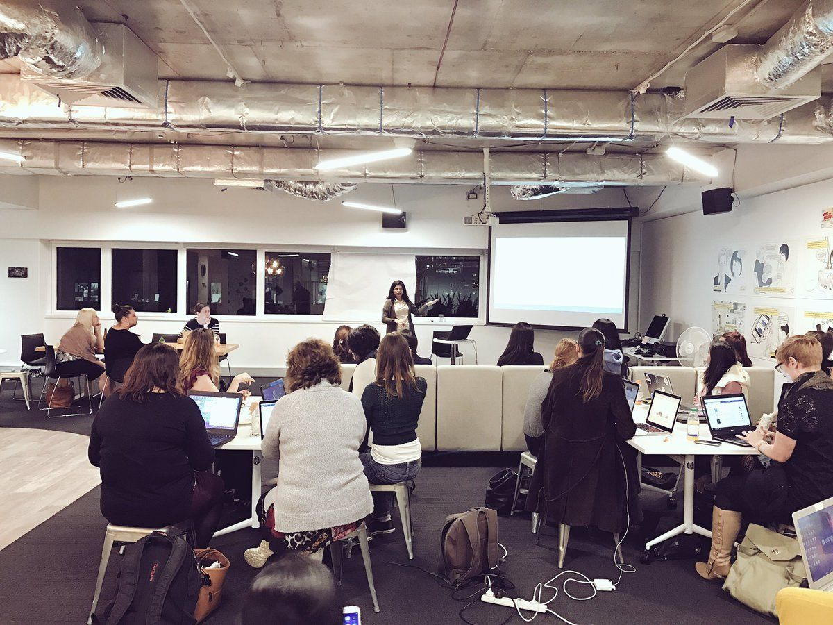 Women Who Code Brisbane
