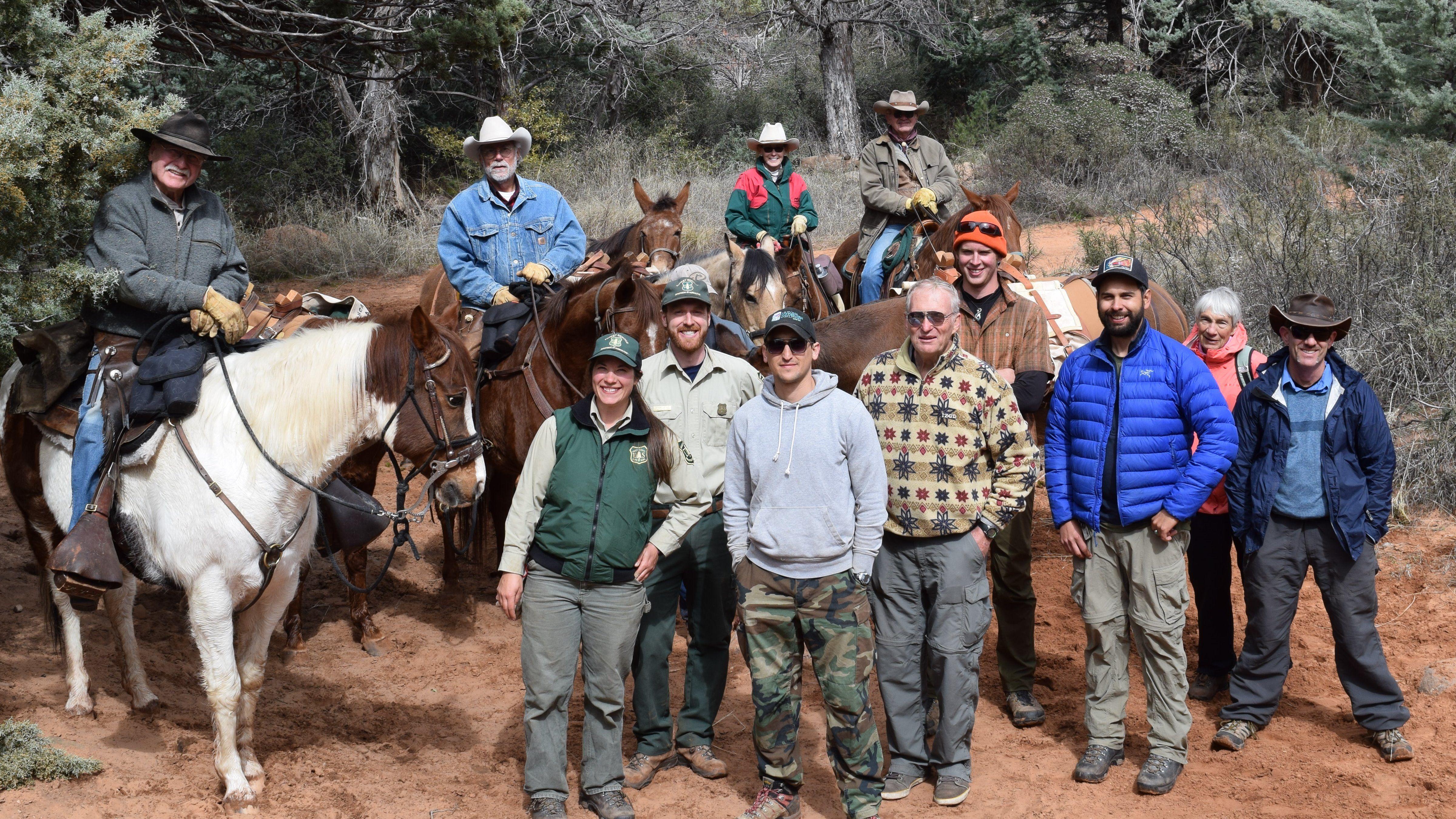 Arizona Wilderness Stewards