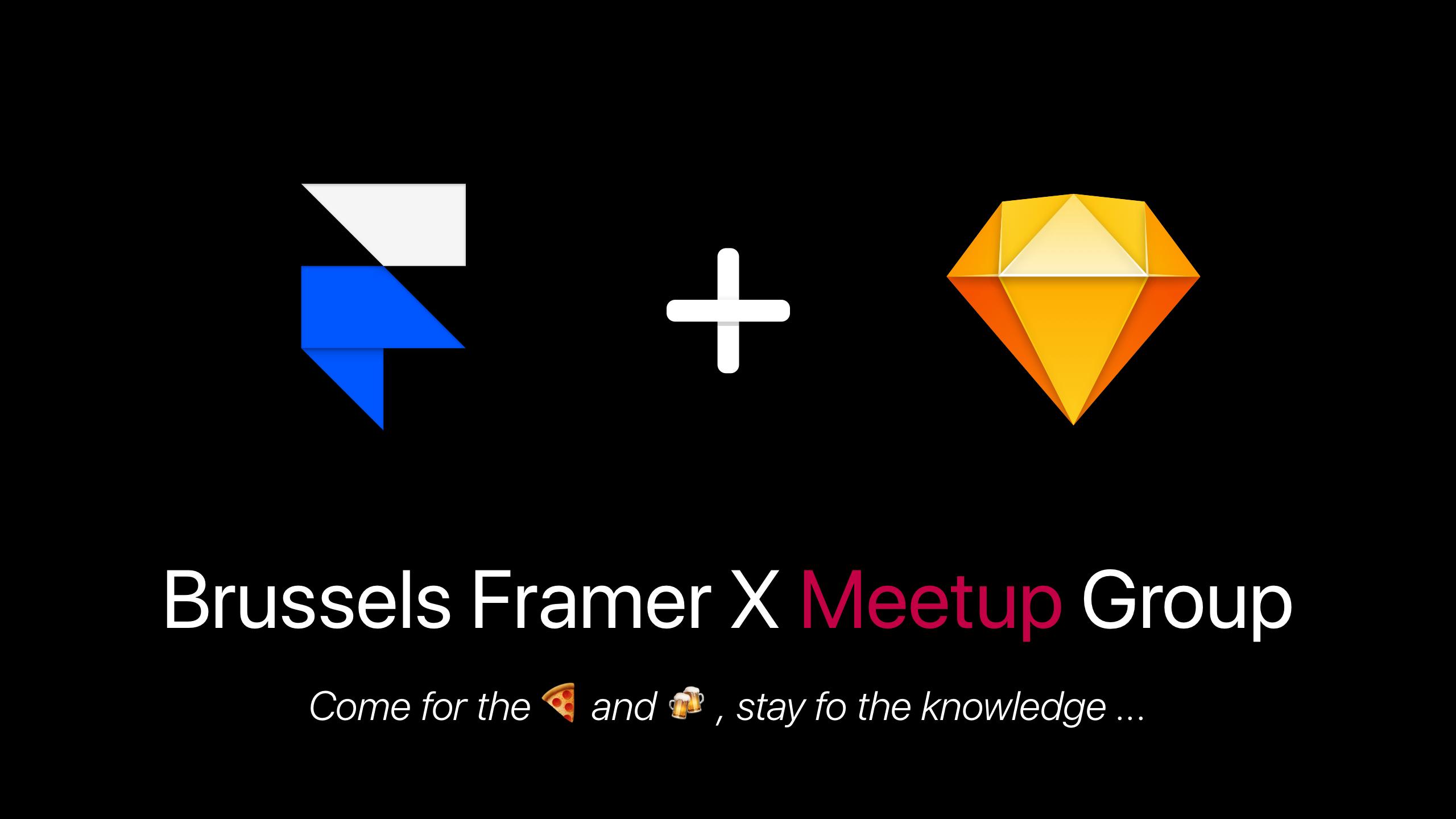 Brussels FramerX
