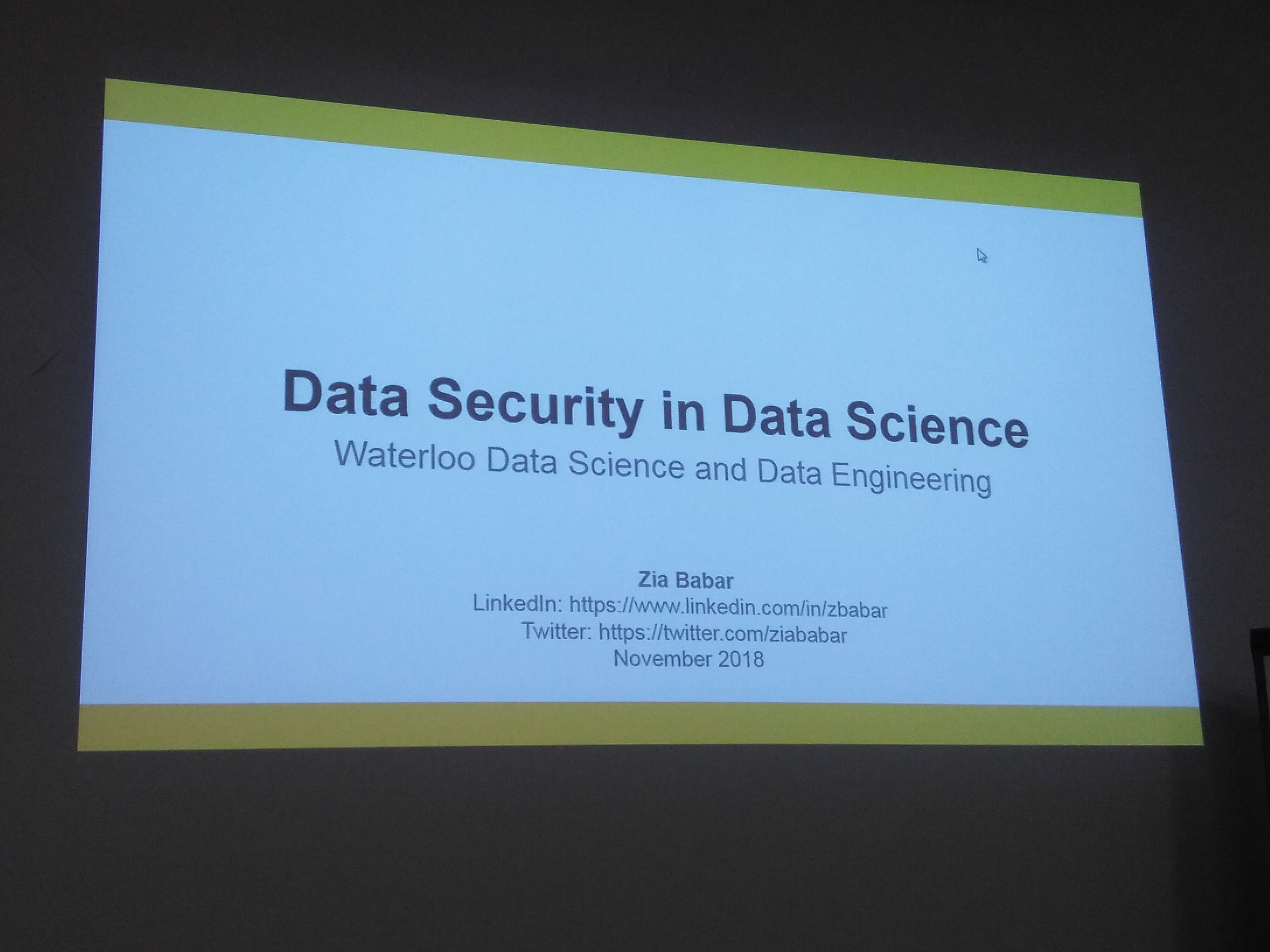 Photos Waterloo Data Science And Data Engineering