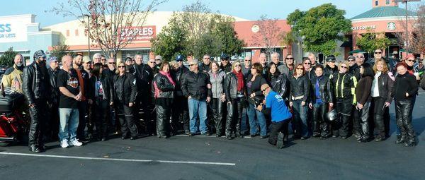 Wanderlust Motorcycle Club (Concord, CA