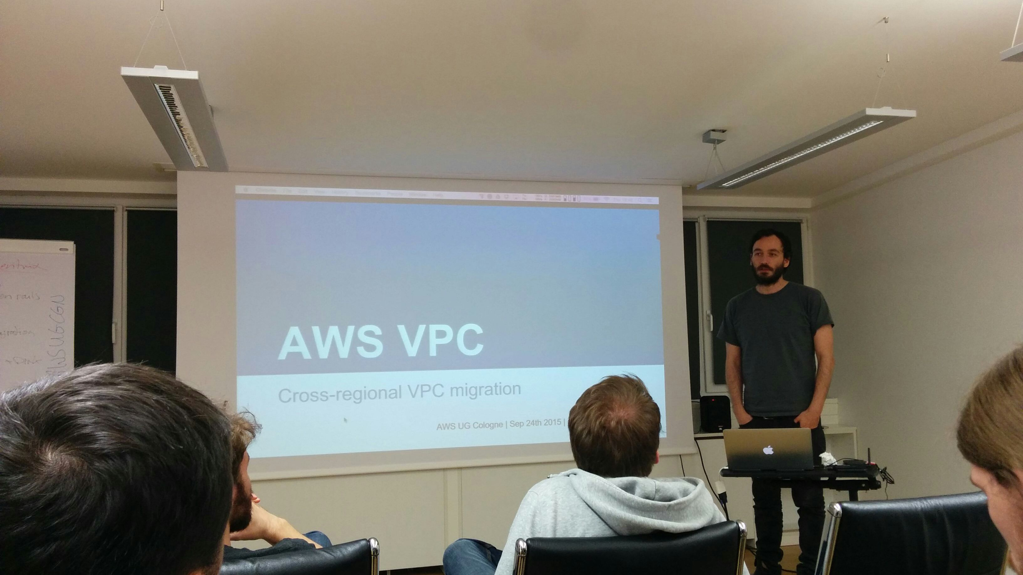 Cologne AWS User Group #AWSUGCGN