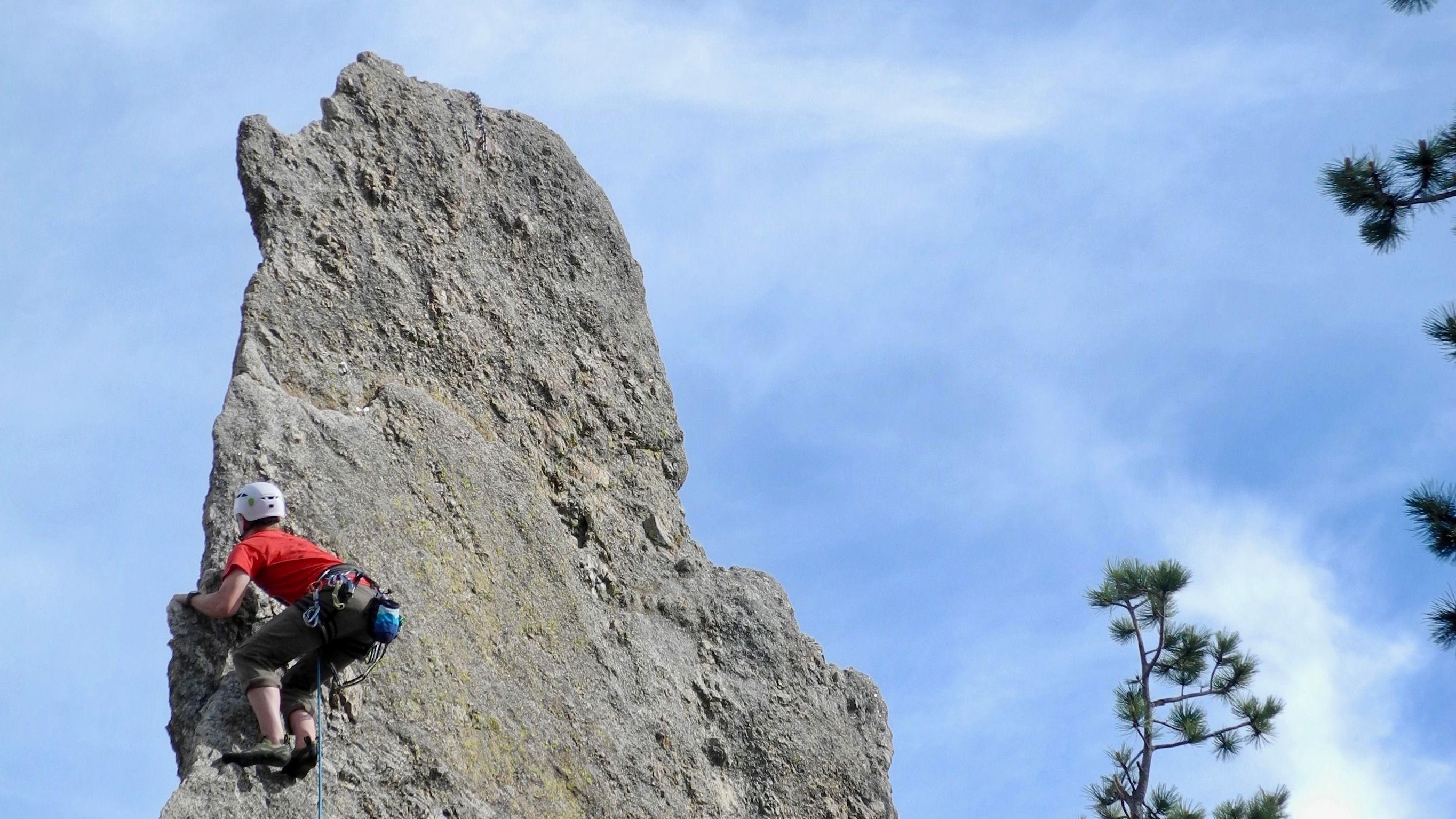 Minnesota Climbing Clinics