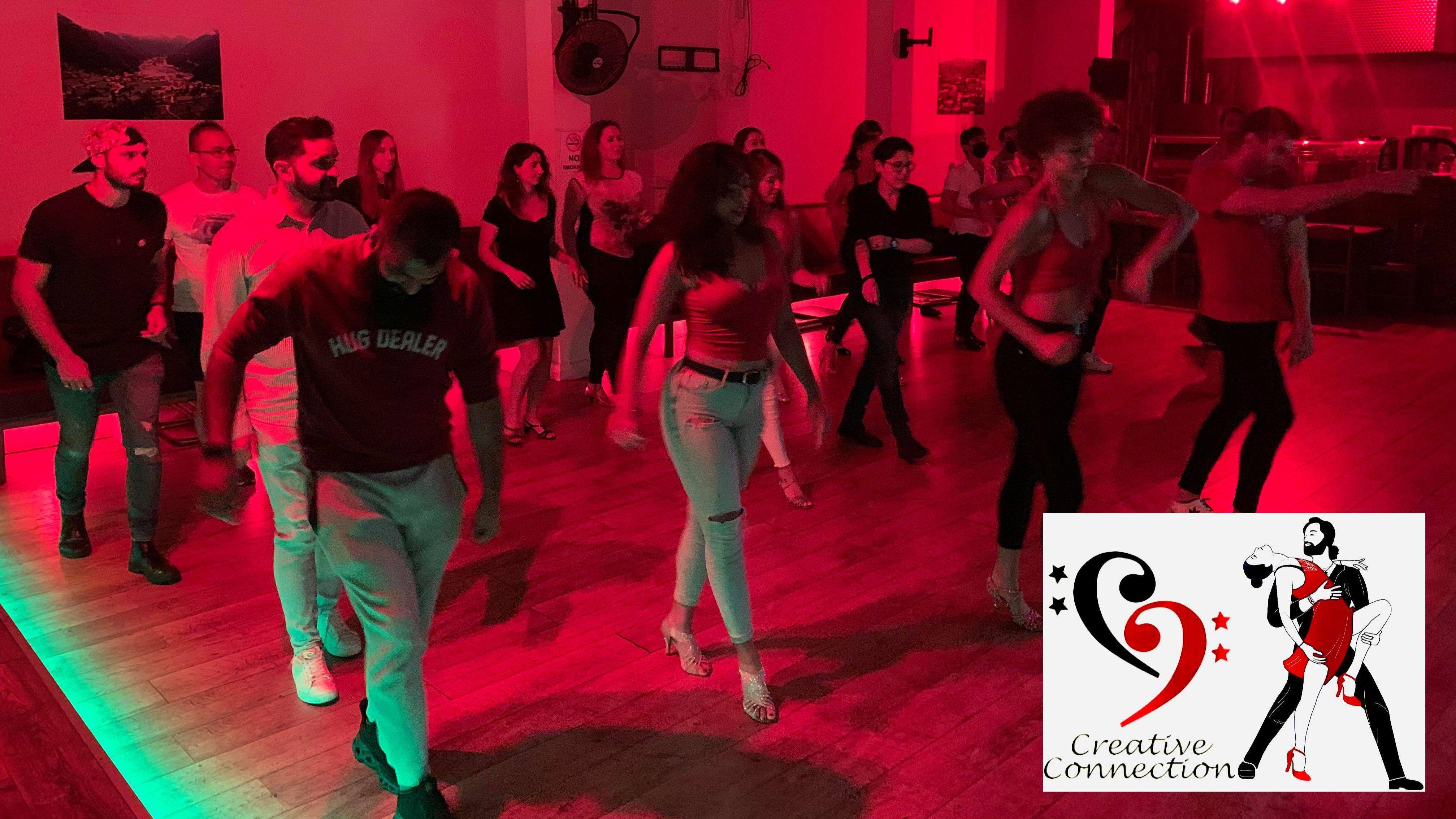 Fridays' Salsa, Bachata & Kizomba classes + social