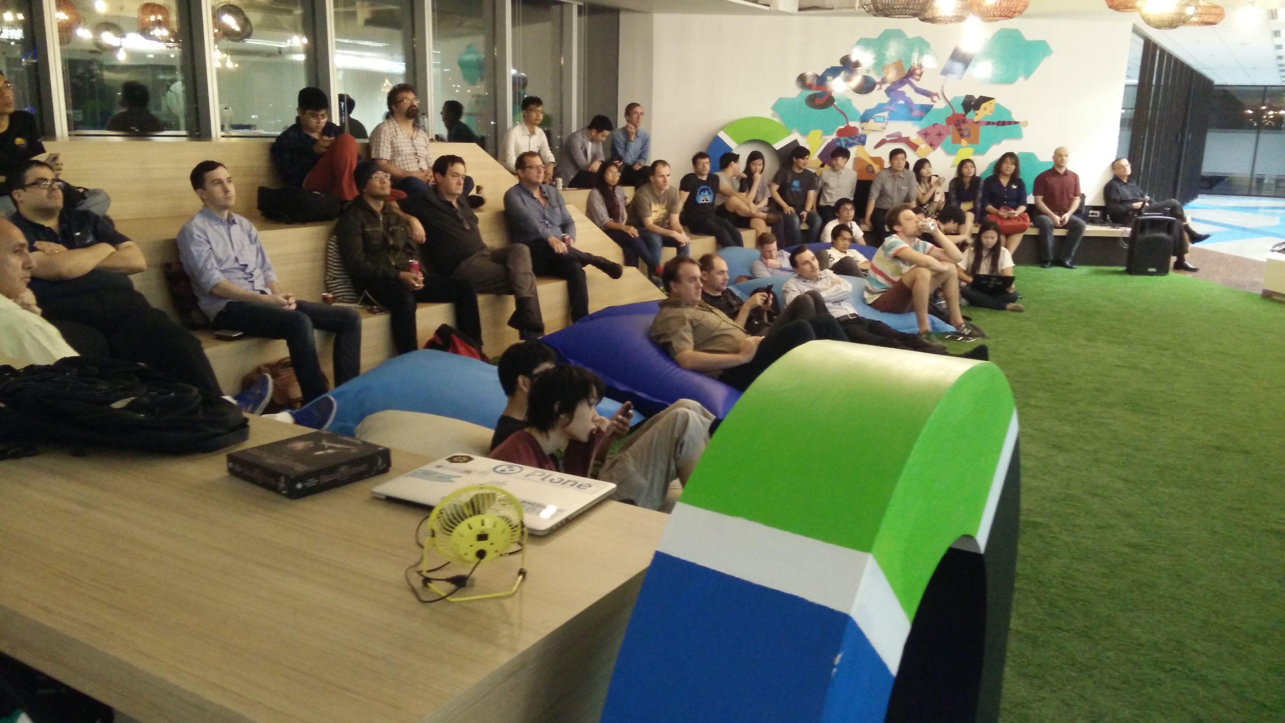 ThaiPy - Bangkok Python Meetup