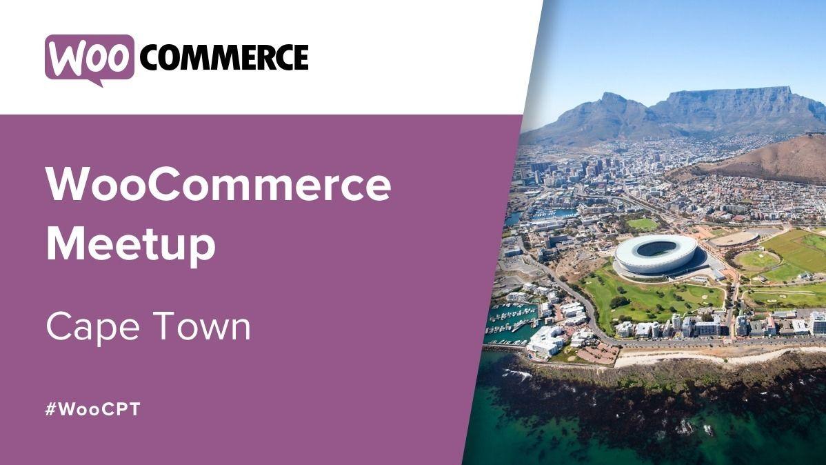 Cape Town WooCommerce Meetup