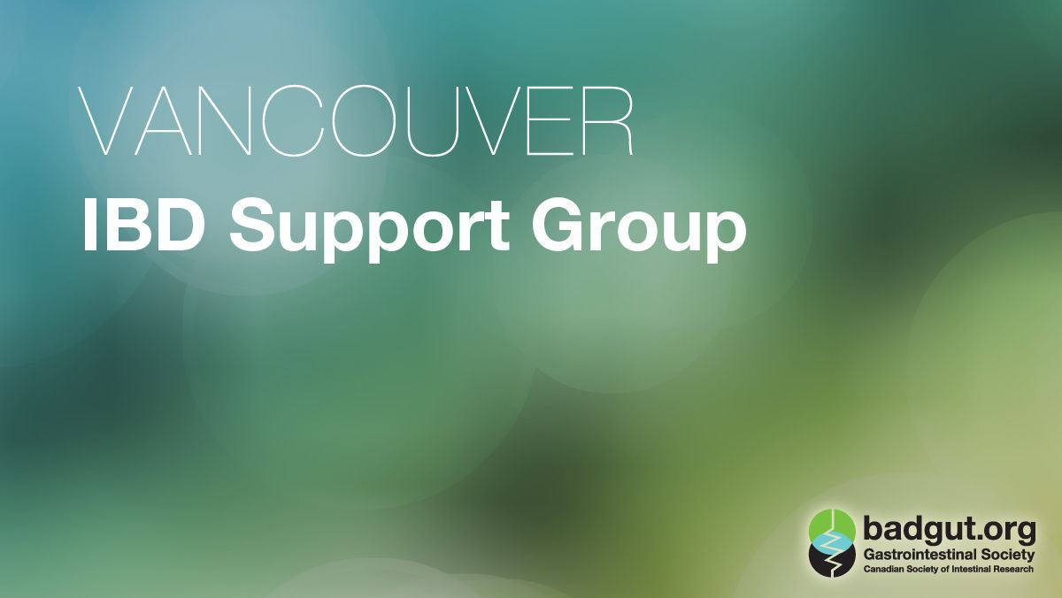 Vancouver IBD Support Group