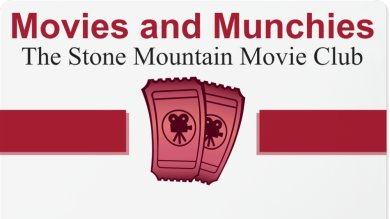 Movies And Munchies Stone Mountain Ga Meetup