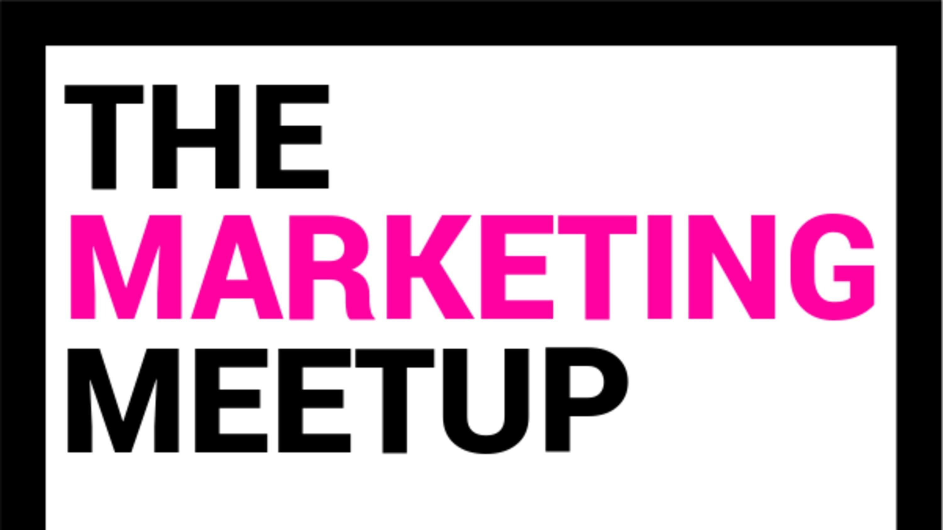 The Marketing Meetup: Bedford