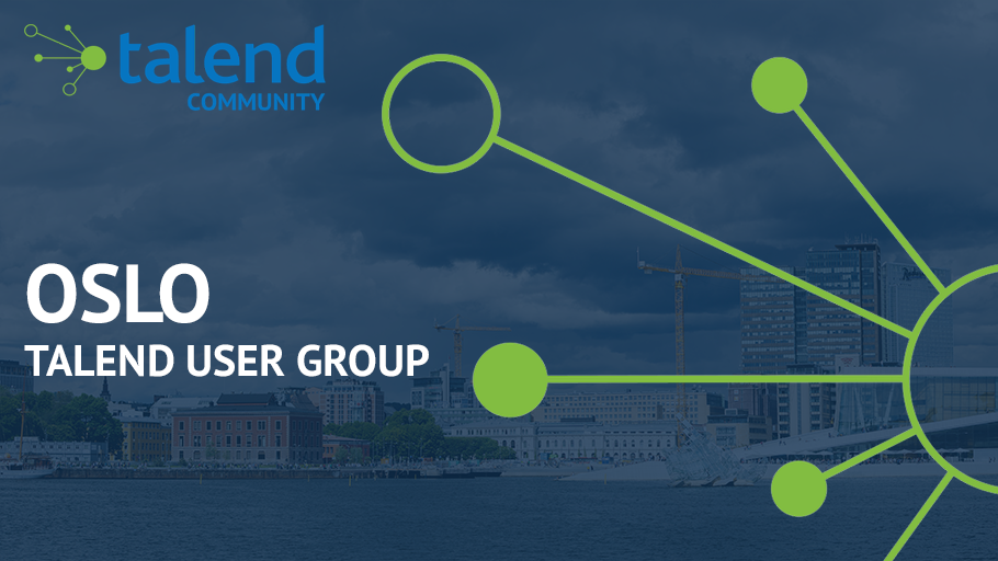 Oslo Talend User Group