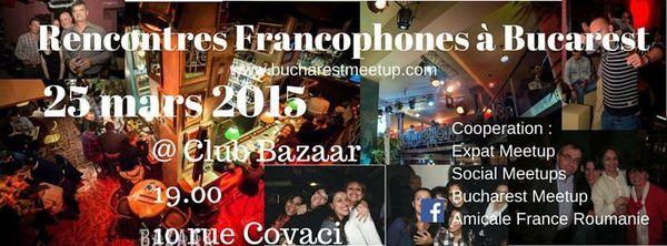 Rencontre francophone en algerie
