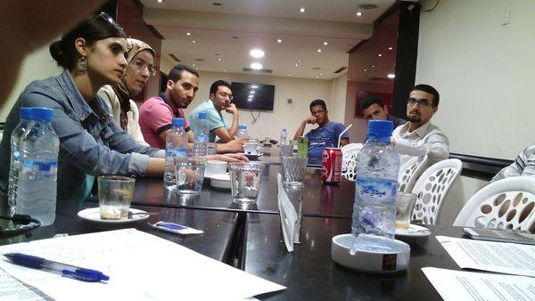 2015.07.25 - Coffee Meetup