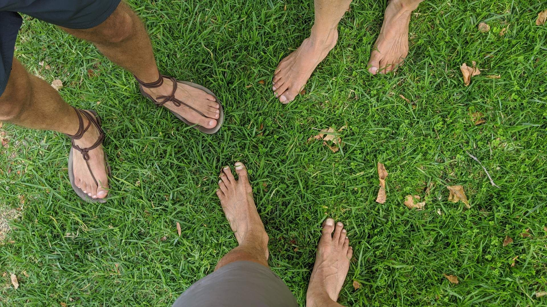 Barefoot Lake Merritt Loop Moved To 2nd Sunday Of Each Month At 10 Am Meetup