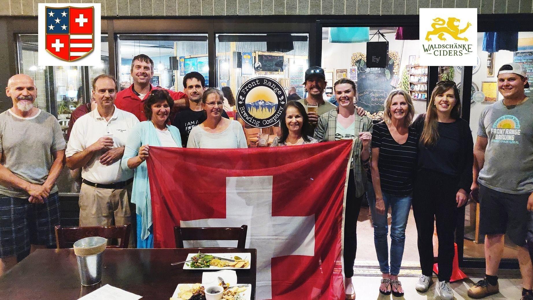Swiss Stammtisch SAFS North