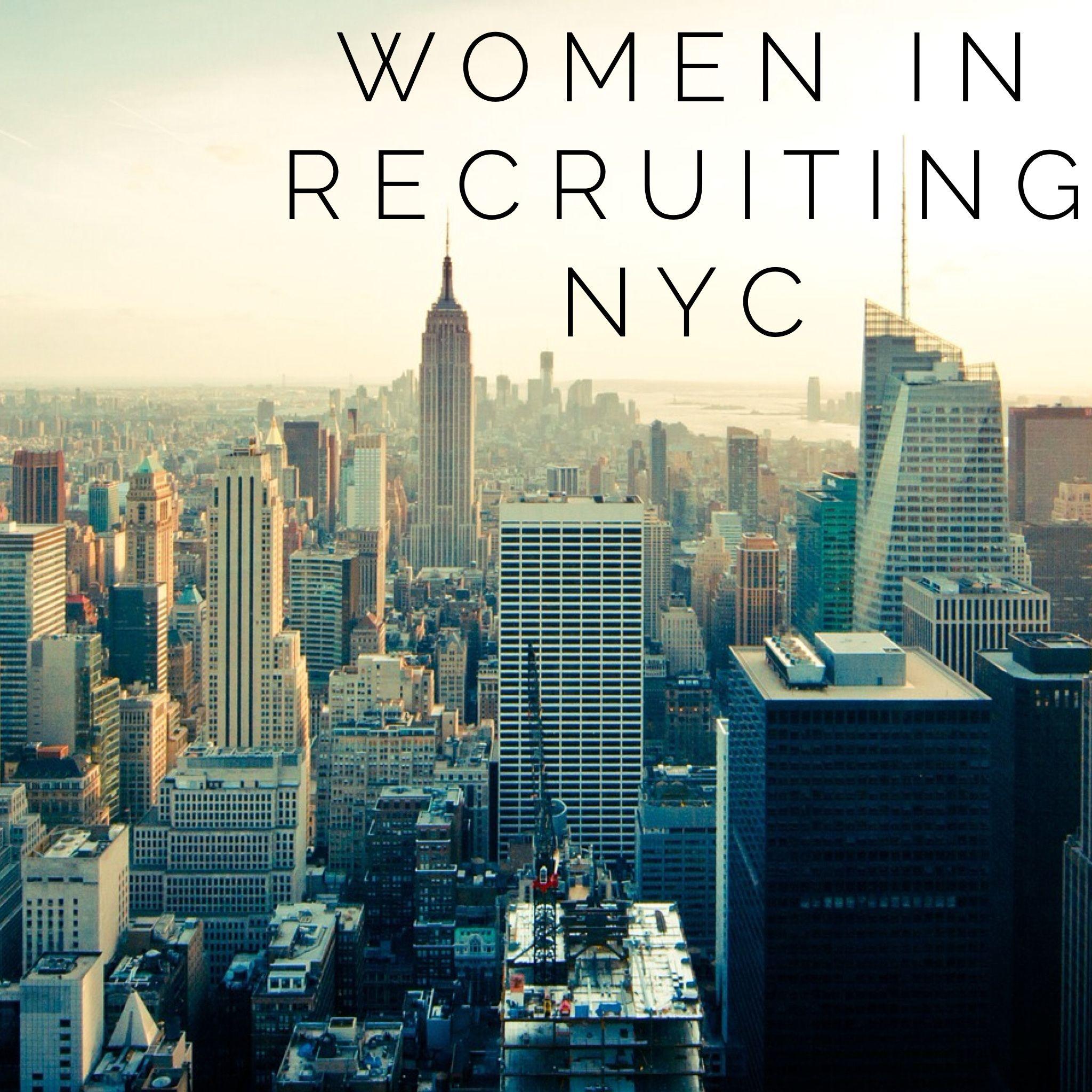 Women in Recruiting