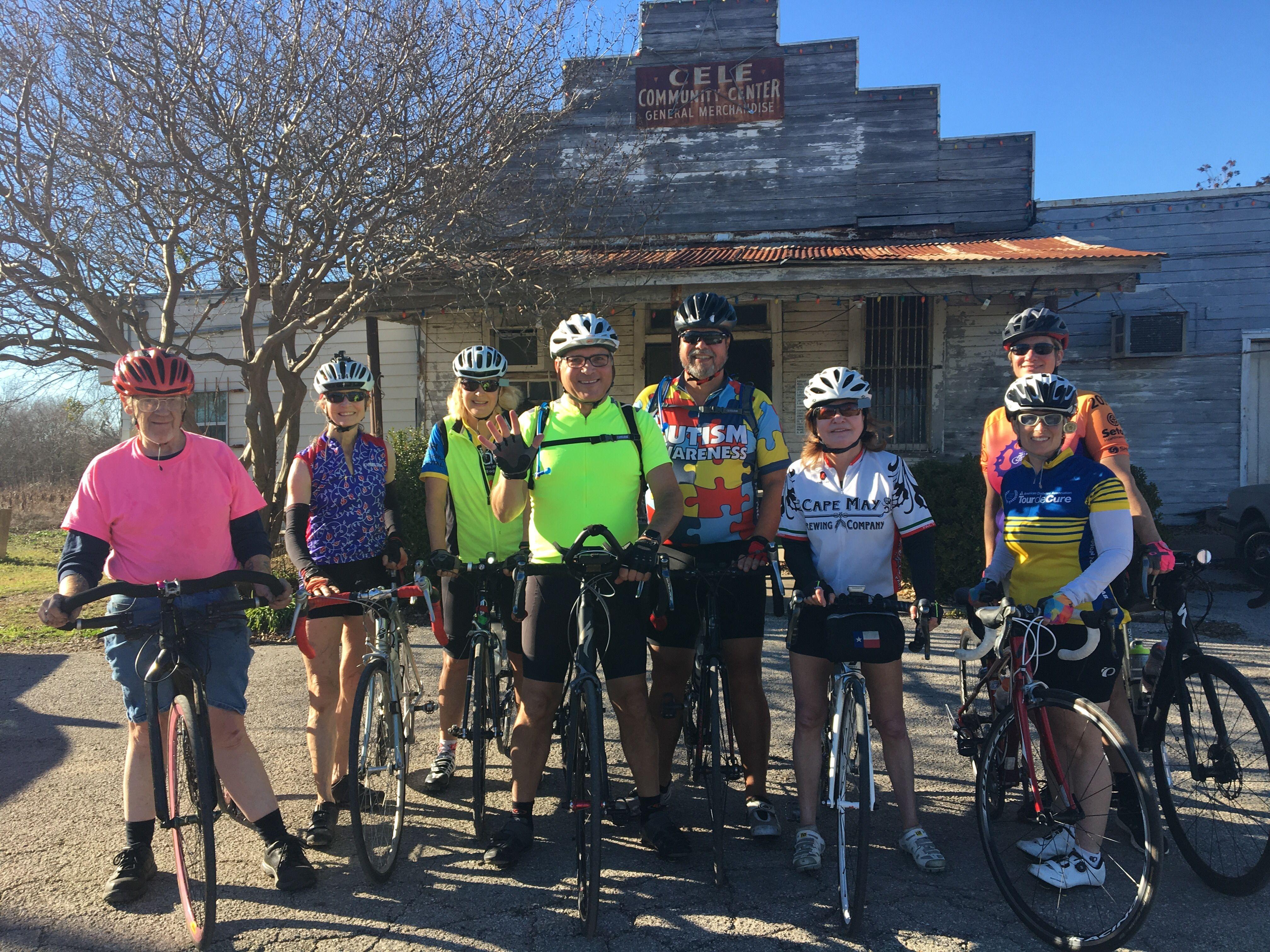 Austin Cycling Meetup