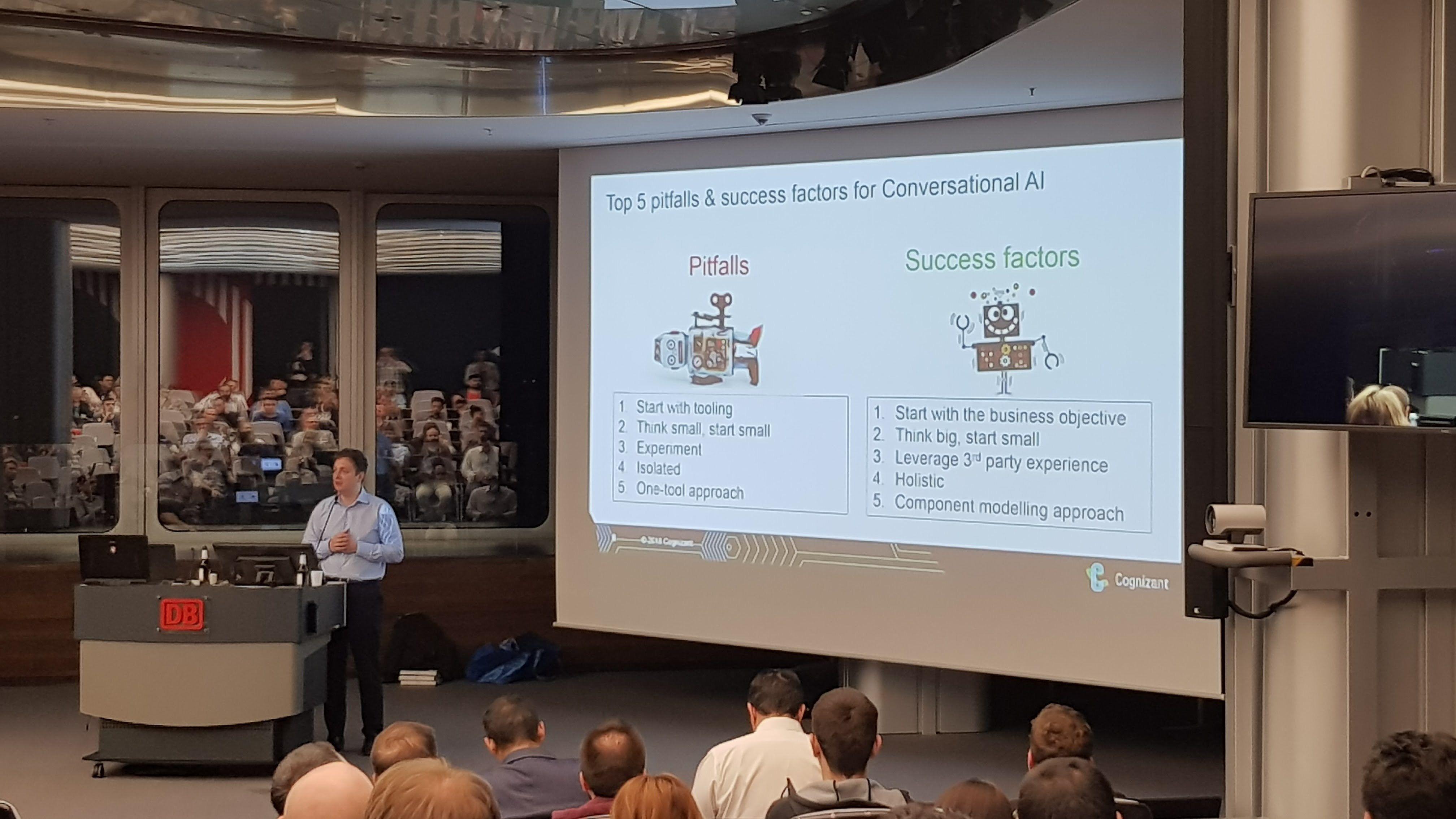 Artificial Intelligence Meetup Frankfurt