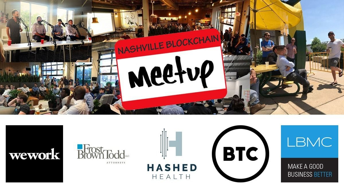Nashville Blockchain Meetup