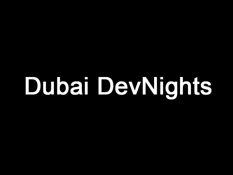 Dubai DevNights