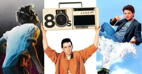 Retro Movie Geeks (80's-90's)