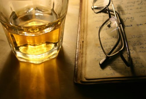 Whisky + Books