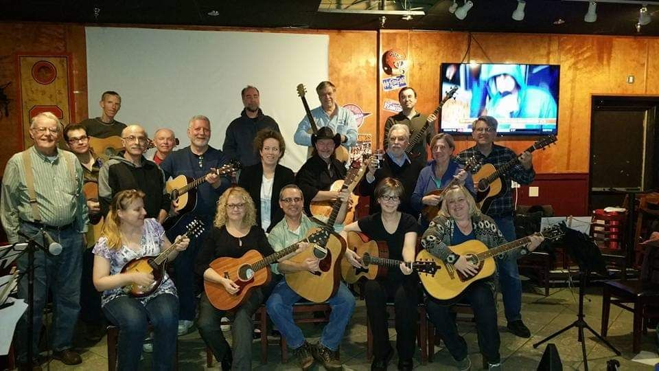 Guitar Group RTP Area Meetup