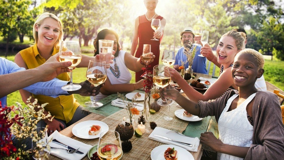 Dinner Parties for Friends & Foodies