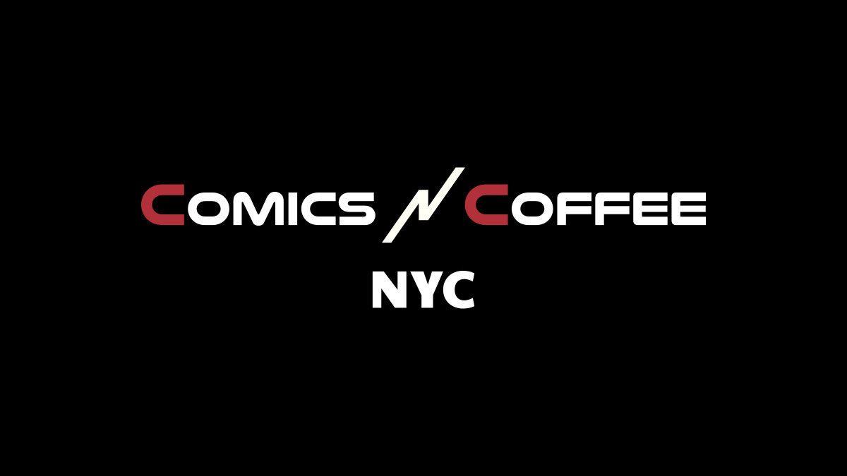 Comics 'N' Coffee NYC
